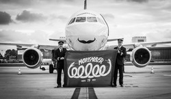Brussels Airlines for Movember 2013