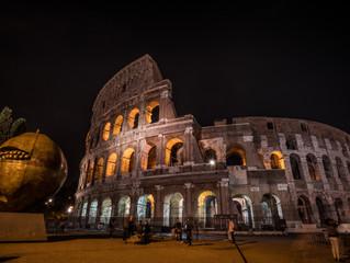 Roam Sweet Rome:  Italy Part Two (Rome, Vesuvius and Pompeii)