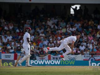 Cricket: West Indies v England, 3rd Test - Barbados