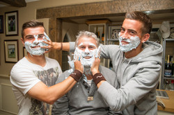 Rob Lee and Sons, Movember 2012