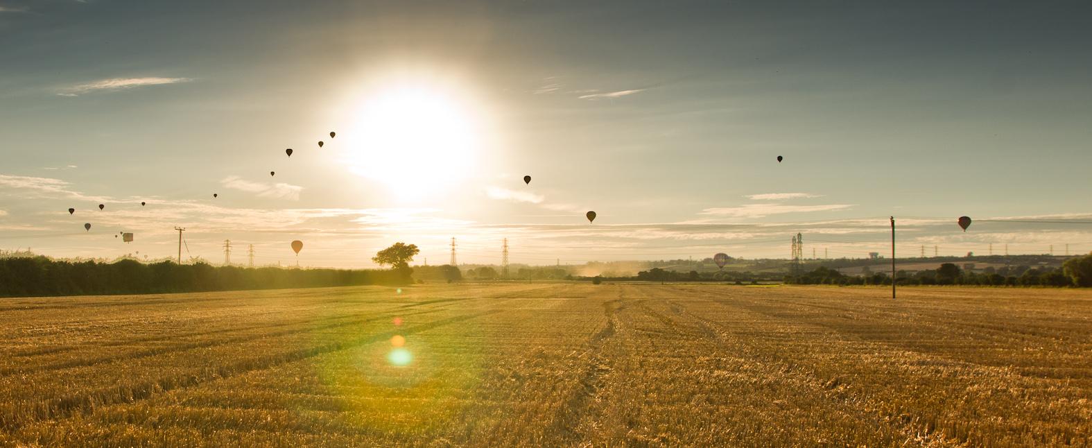 Balloons, Northampton