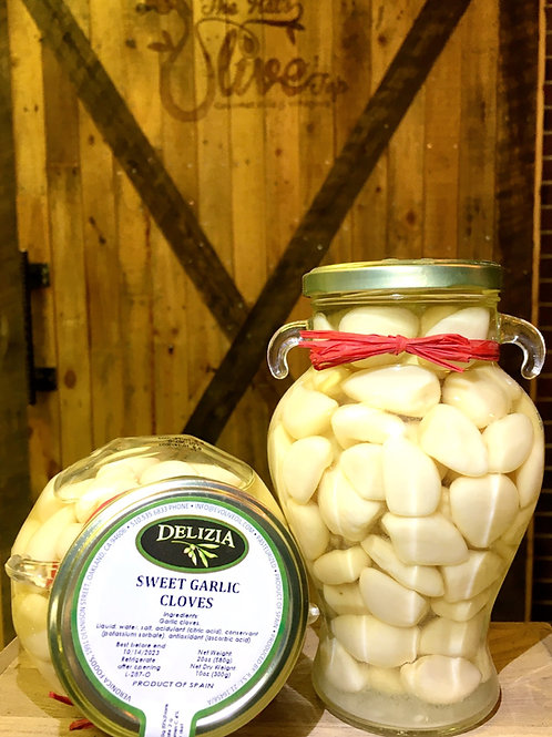 Sweet Garlic Cloves