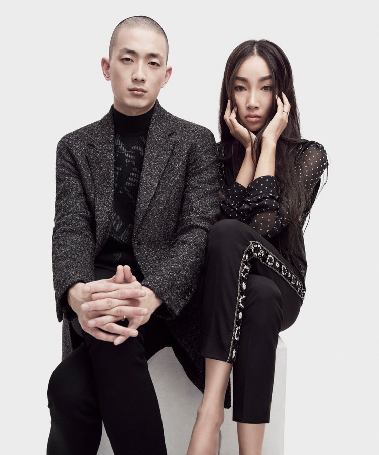 The Kooples showcase their new campaign strategy