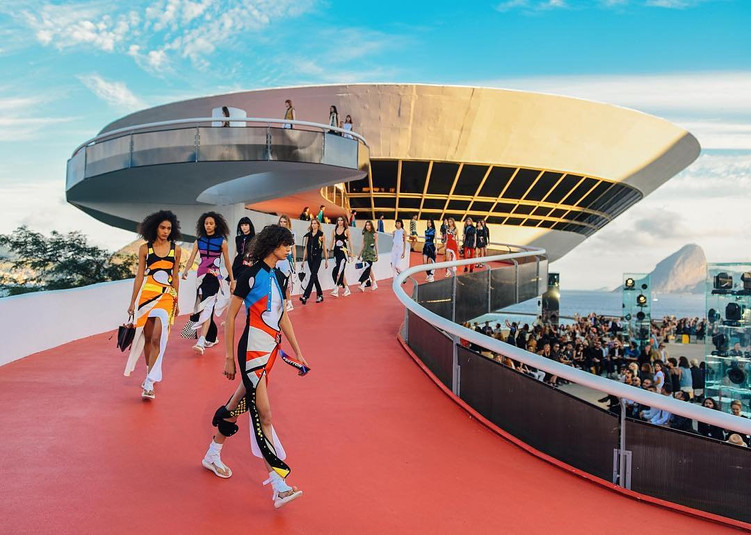 5 things to know about Louis Vuitton's nod to the future