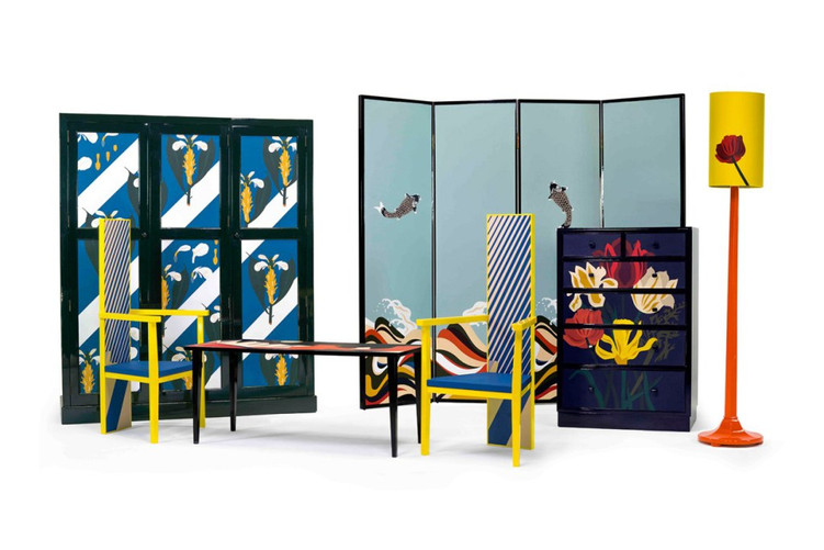 LOEWE launches furniture for the Salone del Mobile Furniture Fair