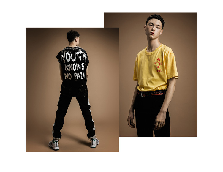 Atelier New Regime voices the misheard youth for SS16
