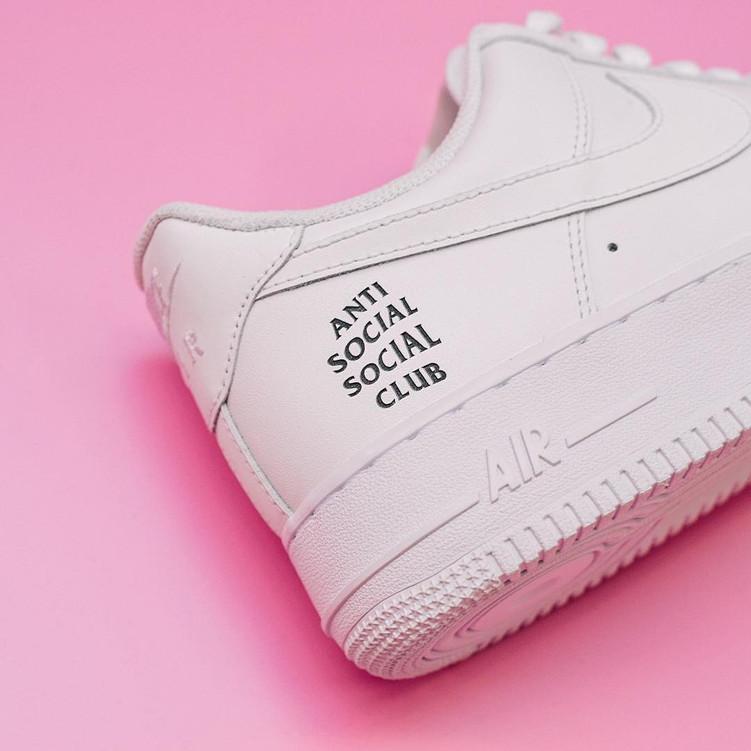 Anti Social Social Club 'get's weird' with Nike