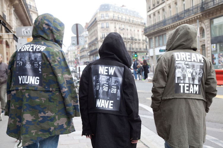 Why LES(ART)ISTS SS17 collection is very relevant