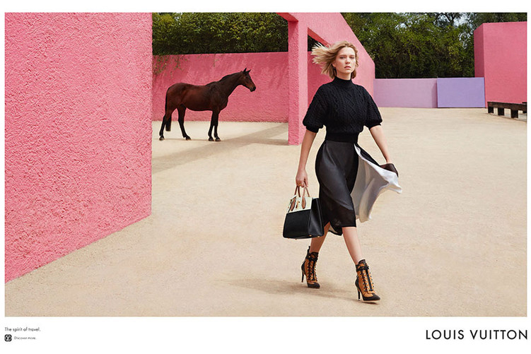 Louis Vuitton went to Mexico and back for this campaign
