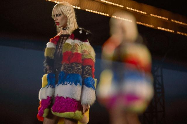 Paris Fashion Week: Saint Laurent AW15