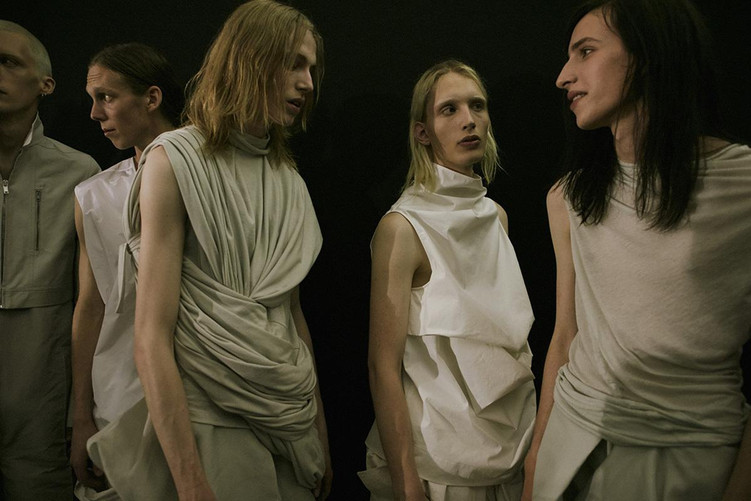 Everything you need to know about Rick Owens' SS17 show