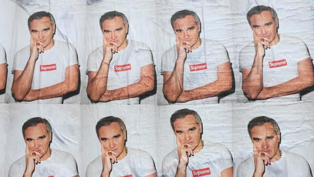 Morrissey vs. Supreme: The backlash of THAT picture