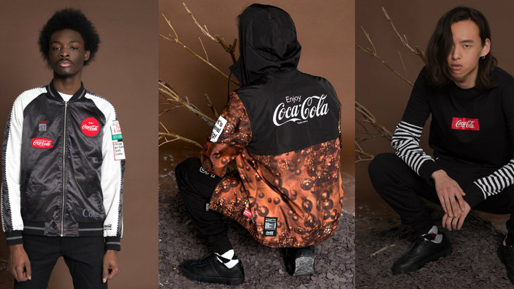 Stereo Vinyls x Coca Cola: The collection