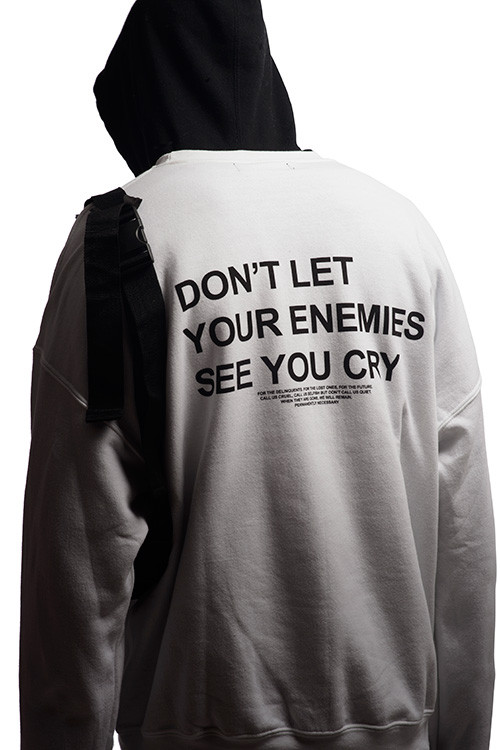 Permanently Necessary drops 'boys will be boys' collection
