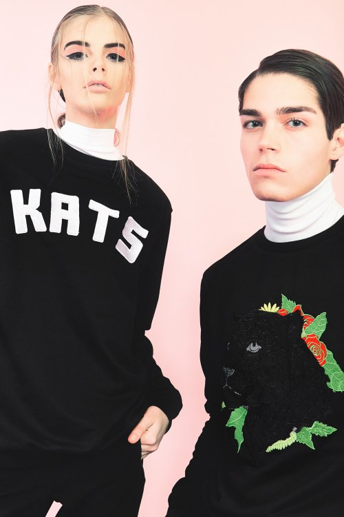 Severe Nature's Spring 2016 Lookbook is an ode to 'Kats'