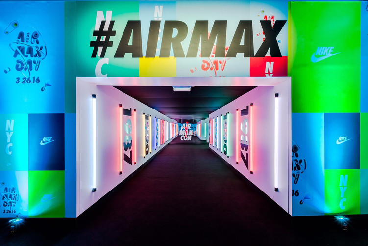 Inside Nike's Air Max Convention in New York