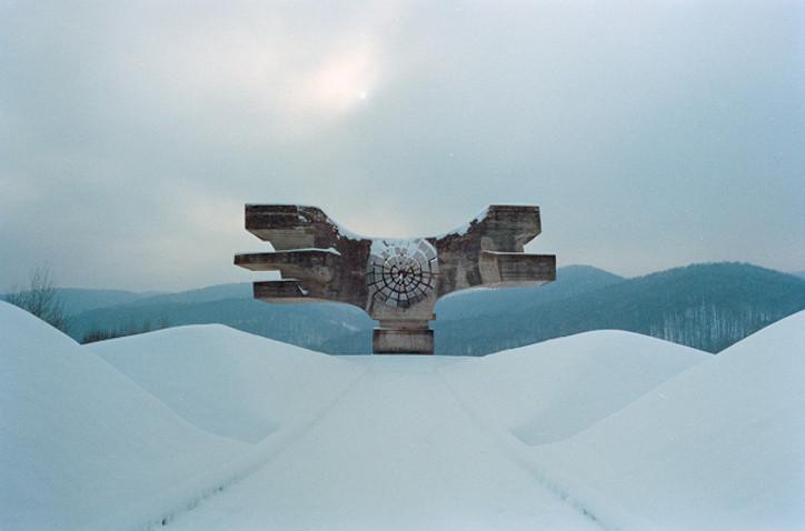 How Benedetta Ristori captures abandoned beauty