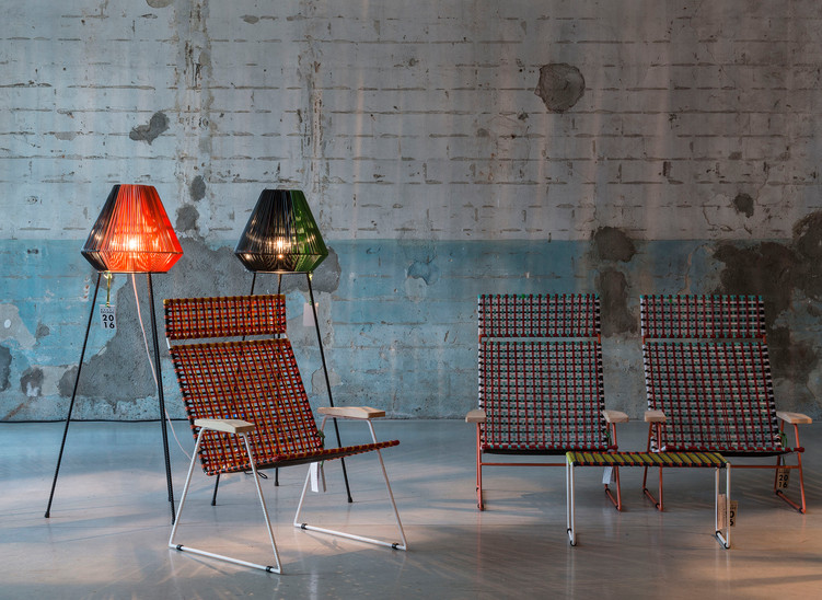 Inside Marni's Columbian inspired furniture collection