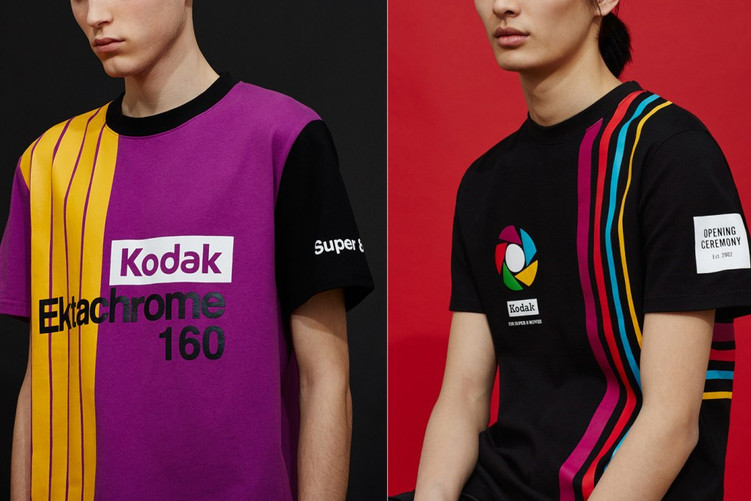 Opening Ceremony releases another Kodak collection