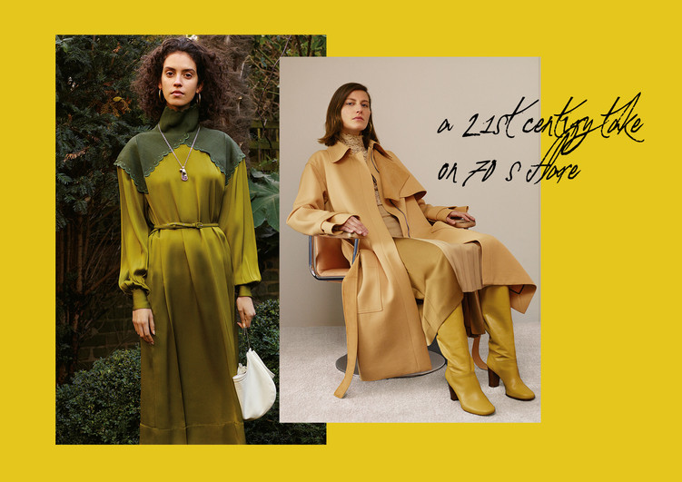 Phoebe Philo tells us to layer for Pre Fall 2016