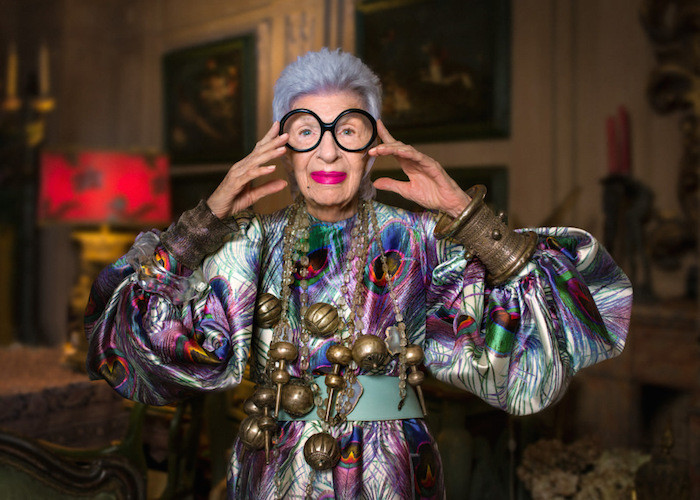 What you need to know about Iris Apfel's emoji launch