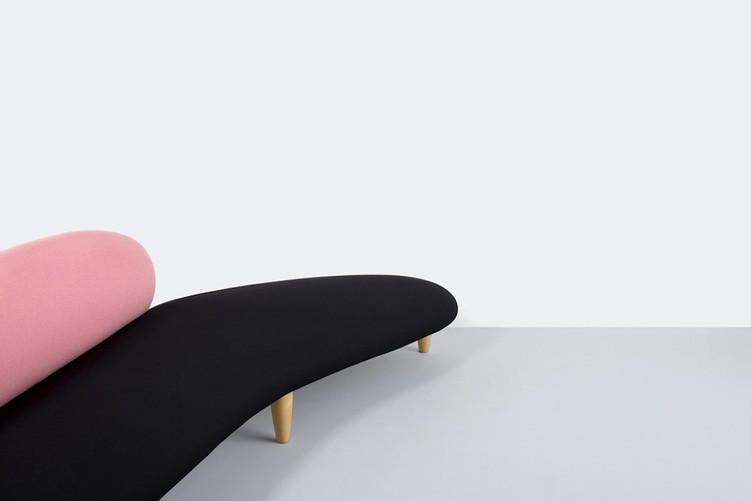 Kvadrat and Raf Simons debut their new textile collection