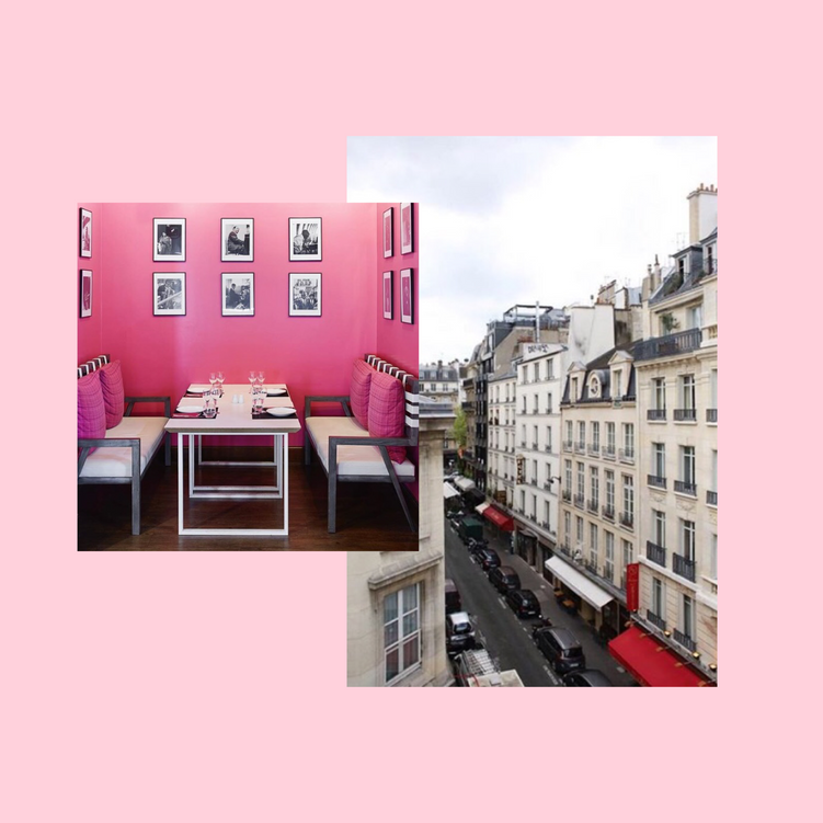 GETAWAY: The heart of Paris, Hotel Bel Ami