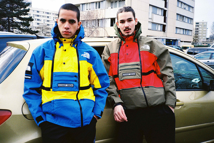 Supreme x The North Face: The Collection
