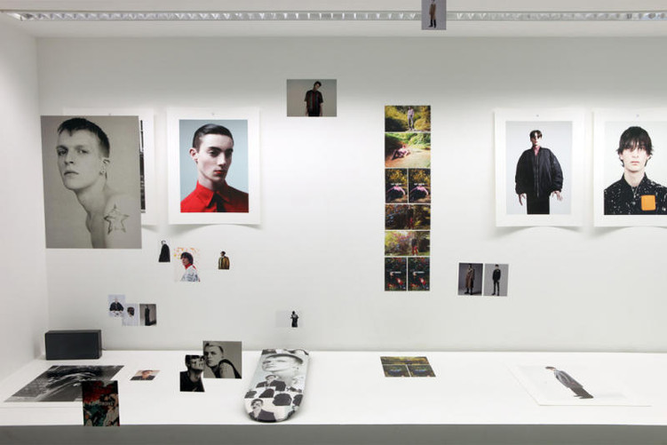 Willy Vanderperre x Raf Simons: The Exhibition