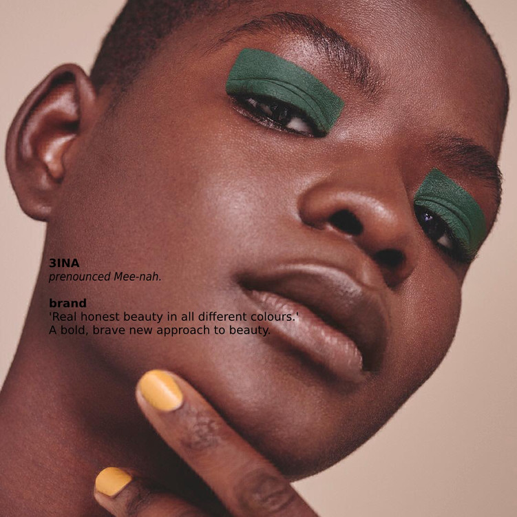 How 3ina is breaking beauty barriers