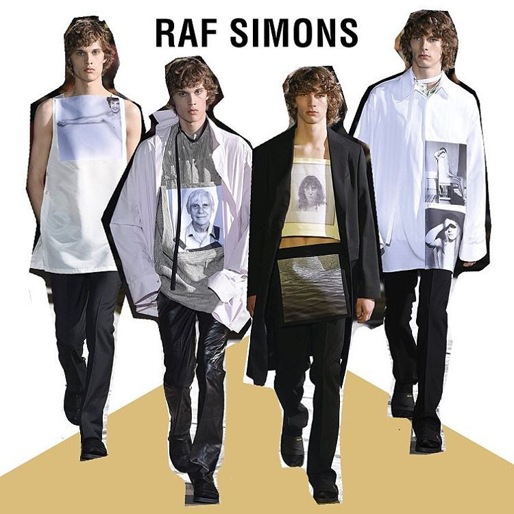 Everything you need to know about Raf Simons' SS17 show