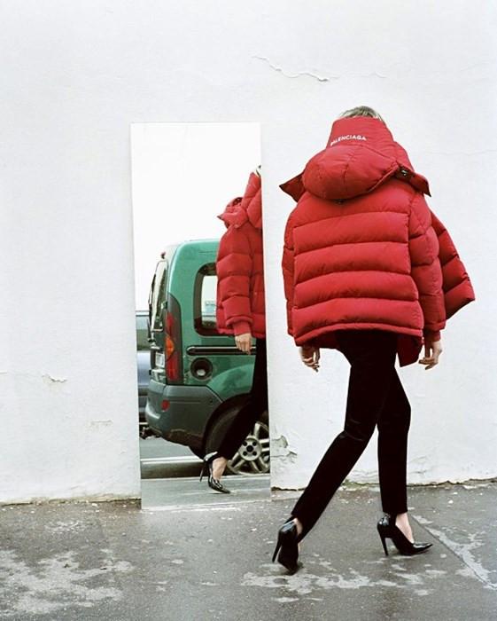 Demna Gvasalia debuts the most realistic Balenciaga campaign