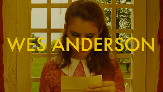 A two minute look at Wes Anderson's 'influences'
