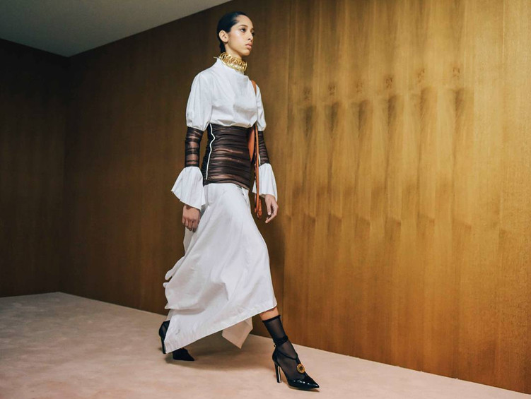 5 things to know about Loewe's Fall 2016 show