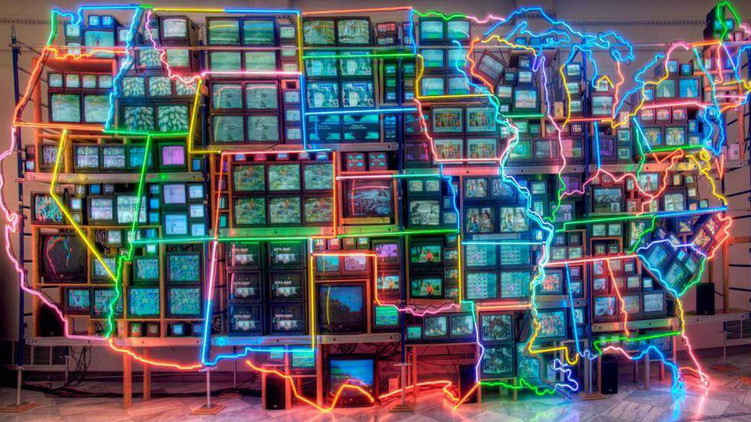 Electronic Superhighway: The Exhibition