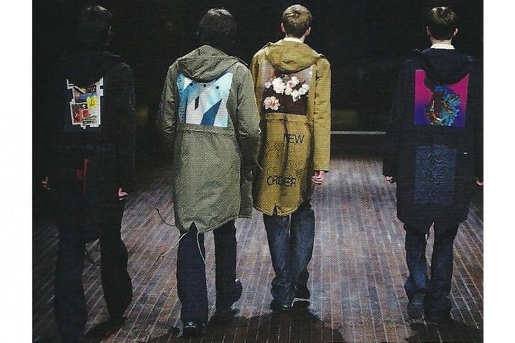 Vintage Raf Simons Parkas sell for $20,000