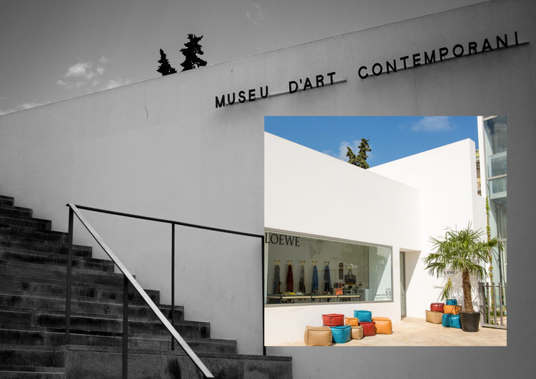 Museum of Contemporary Arts Ibiza x Loewe