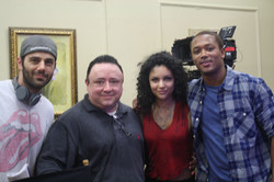 Jared Cohn, Gabe, Bianca Santos, Romeo Miller.