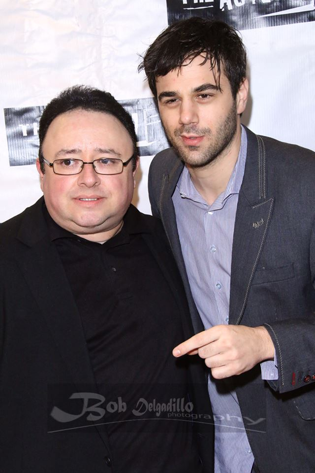 Gabe, Jared @ Bound Premiere