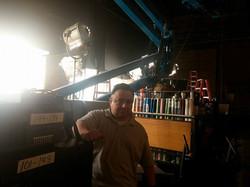 Gabe @ The Lot Studios.