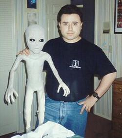Shadowdance alien.