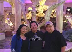 Yesikka Gamboa, Albert Pyun, Gabe.