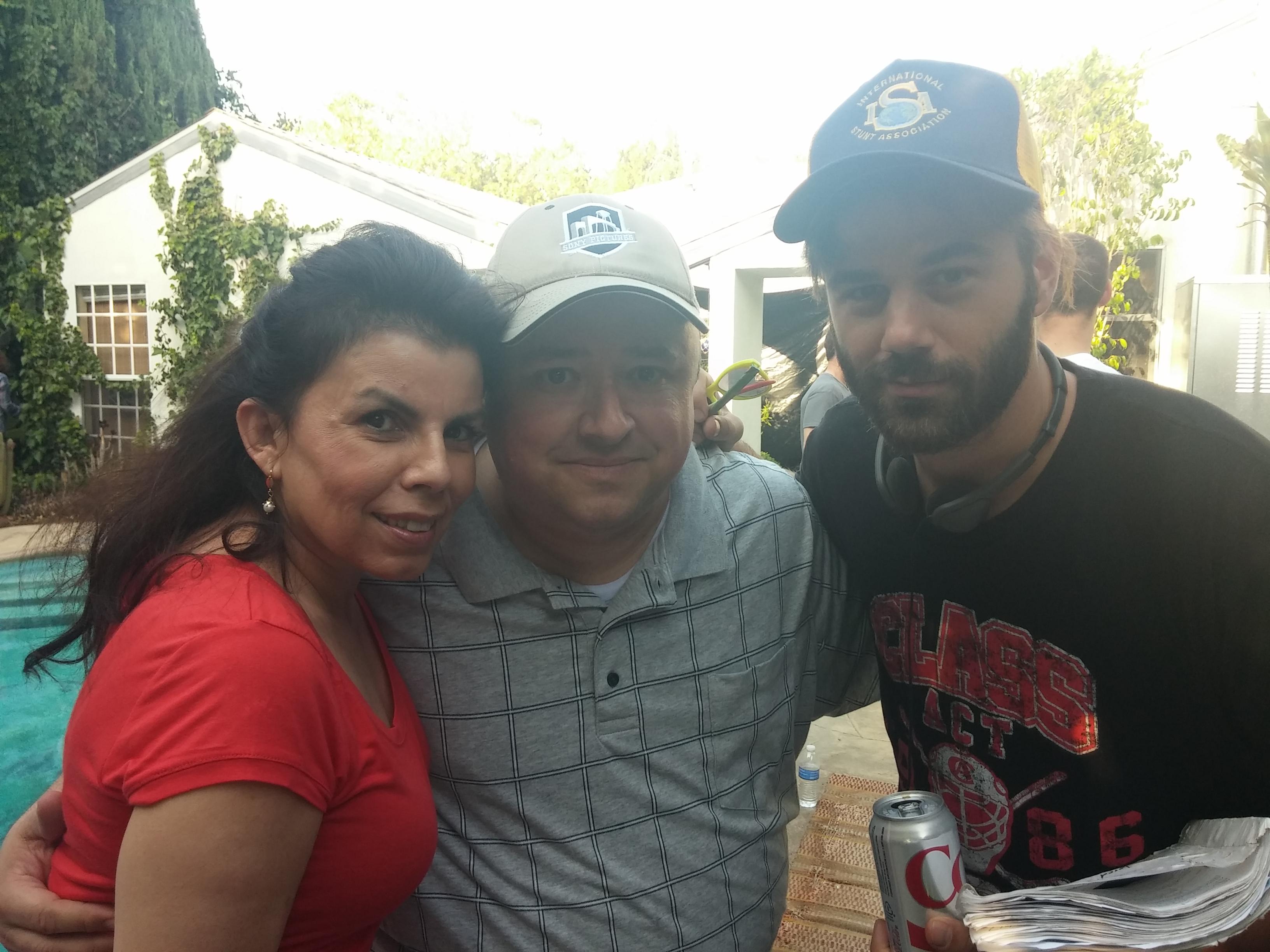 Marilyn Ghigliotti, Gabe, Jared