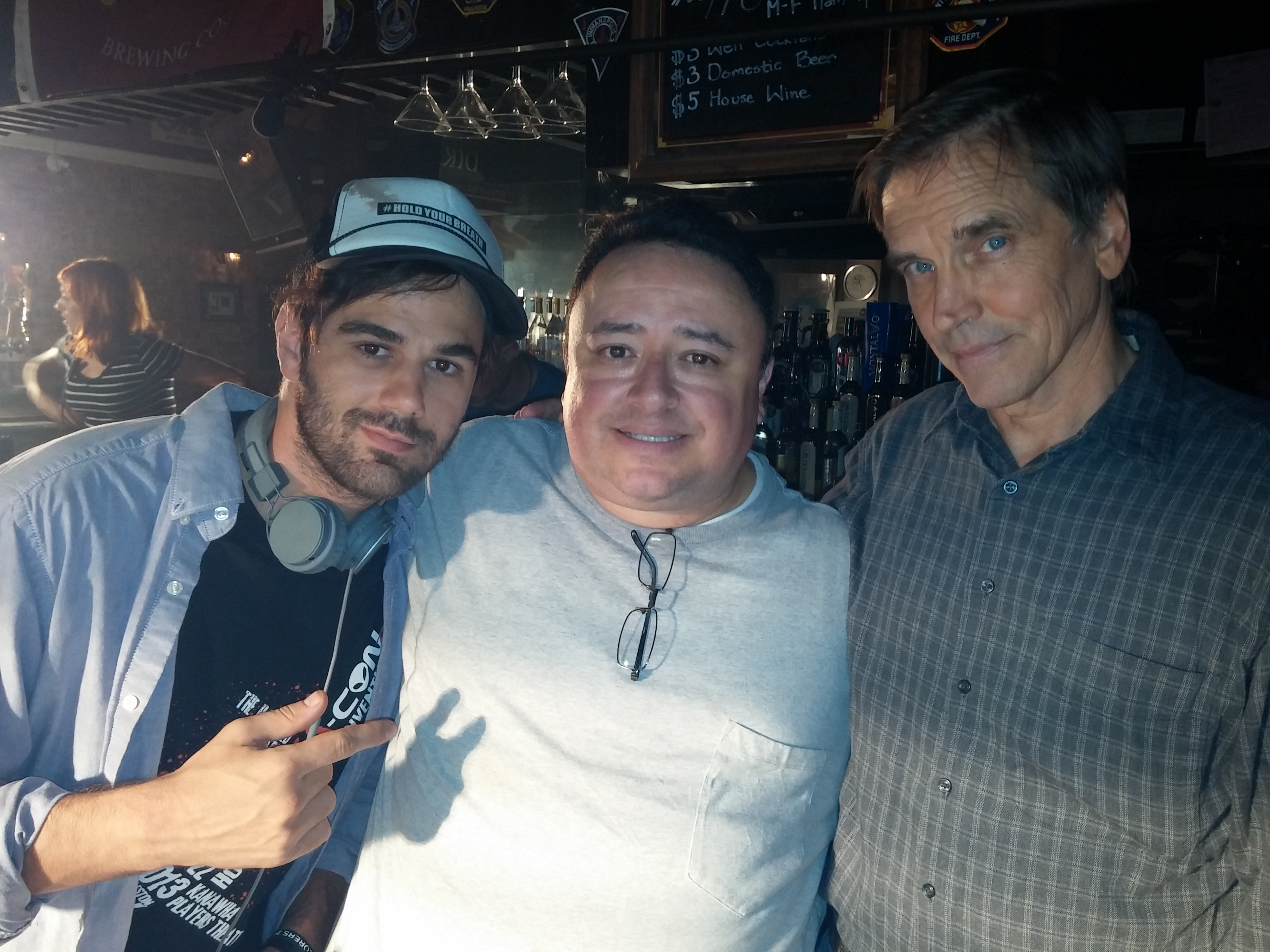 Jared Cohn, Gabe, Bill Moseley.
