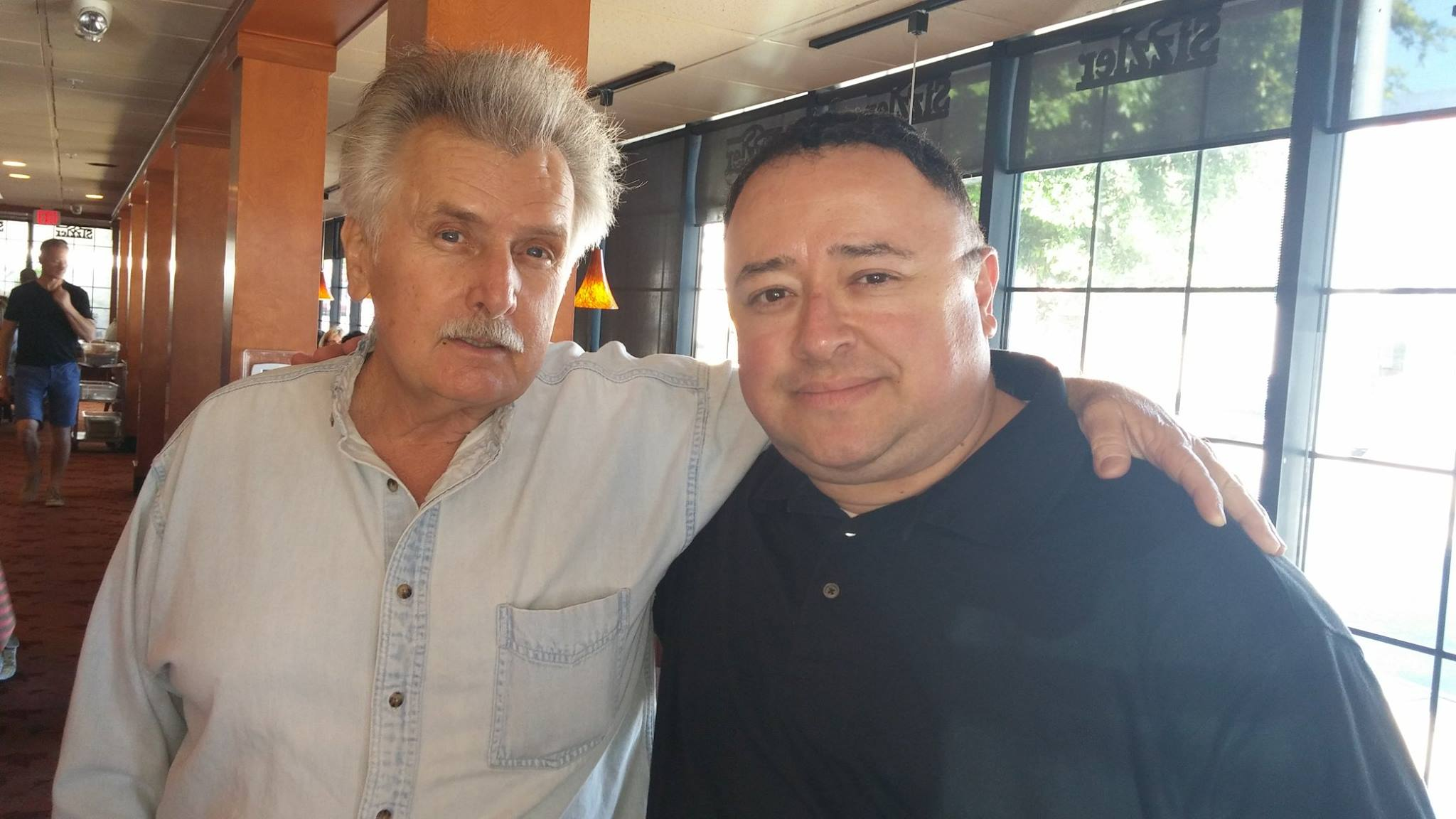 Joe Estevez, Gabe.