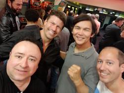Gabe, Paul Logan, Don Wilson, Eric Spudic.