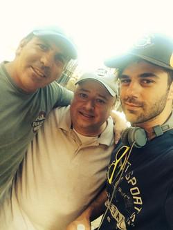 Tony Snegoff, Gabe, Jared Cohn.