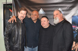 Michael Pare, Larry Layfield, Gabe, Scott Engrotti.