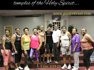 Word of Reconciliation Ministries hosts Praize Kraze®!