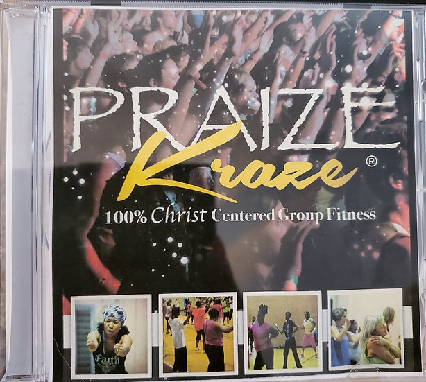 Praize Kraze DVD (Aerobic Instruction for Instructors)
